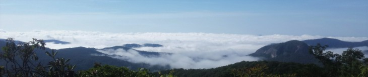 Mountain cloud original