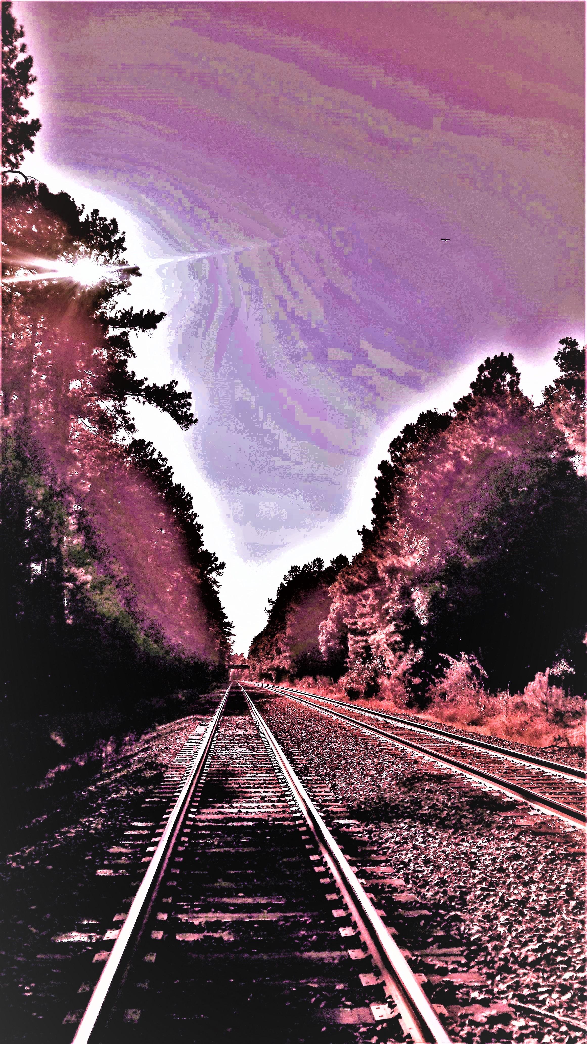 train tracks III